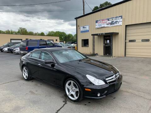 2010 Mercedes-Benz CLS for sale at EMH Imports LLC in Monroe NC