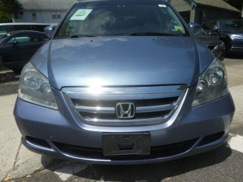 2007 Honda Odyssey for sale at Wheels and Deals in Springfield MA