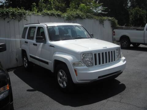 2012 Jeep Liberty for sale at Collector Car Co in Zanesville OH