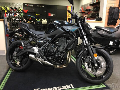 2021 Kawasaki Z650 for sale at ROUTE 3A MOTORS INC in North Chelmsford MA