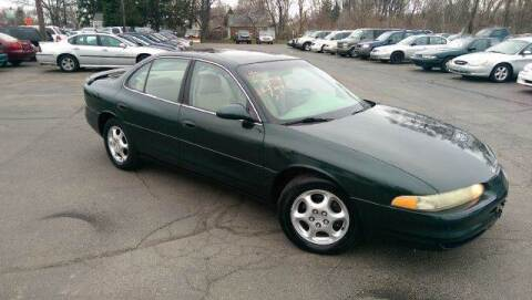 2000 Oldsmobile Intrigue for sale at All State Auto Sales, INC in Kentwood MI