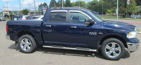 2015 RAM Ram Pickup 1500 for sale at AUTOHAUS in Tomahawk WI
