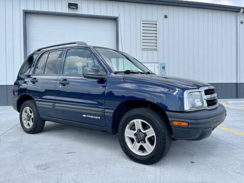 2003 Chevrolet Tracker for sale at B&M Motorsports in Springfield IL
