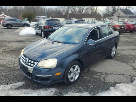 2009 Volkswagen Jetta for sale at Colonial Motors in Mine Hill NJ