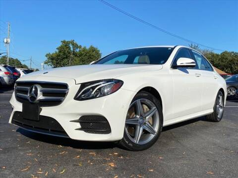 2017 Mercedes-Benz E-Class for sale at iDeal Auto in Raleigh NC