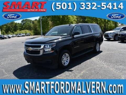 2017 Chevrolet Suburban for sale at Smart Auto Sales of Benton in Benton AR