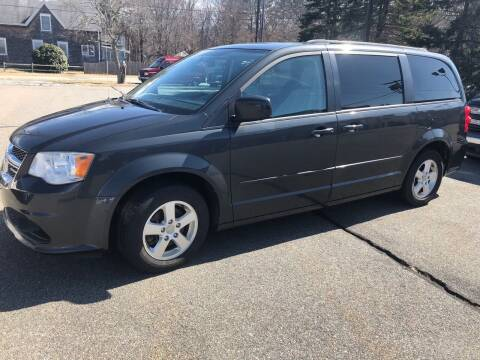 2011 Dodge Grand Caravan for sale at LaBelle Sales & Service in Bridgewater MA