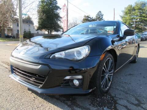 2013 Subaru BRZ for sale at PRESTIGE IMPORT AUTO SALES in Morrisville PA