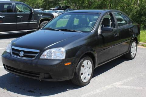 2008 Suzuki Forenza for sale at Auto Bahn Motors in Winchester VA