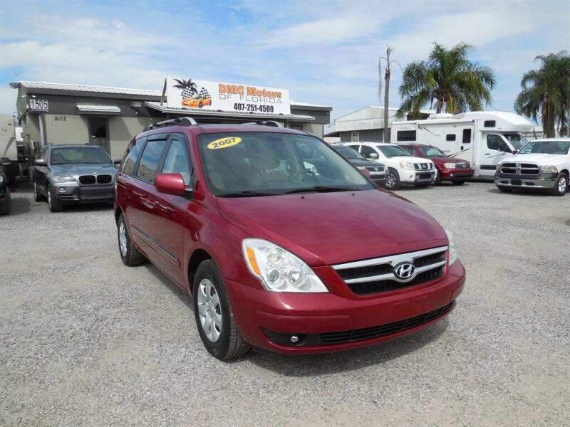 2007 Hyundai Entourage for sale at DMC Motors of Florida in Orlando FL