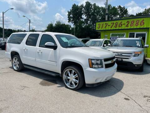 2013 Chevrolet Suburban for sale at Empire Auto Group in Indianapolis IN