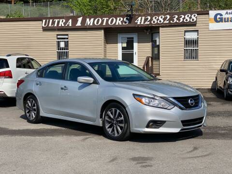 2017 Nissan Altima for sale at Ultra 1 Motors in Pittsburgh PA
