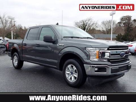 2020 Ford F-150 for sale at ANYONERIDES.COM in Kingsville MD