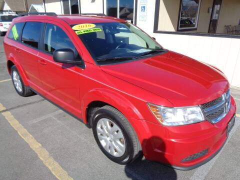 2016 Dodge Journey for sale at BBL Auto Sales in Yakima WA