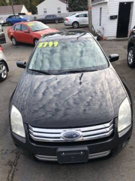 2009 Ford Fusion for sale at Al's Linc Merc Inc. in Garden City MI