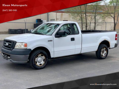 2006 Ford F-150 for sale at Klean Motorsports in Skokie IL