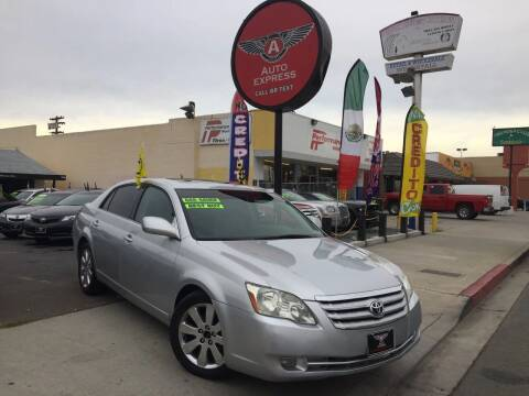 2006 Toyota Avalon for sale at Auto Express in Chula Vista CA