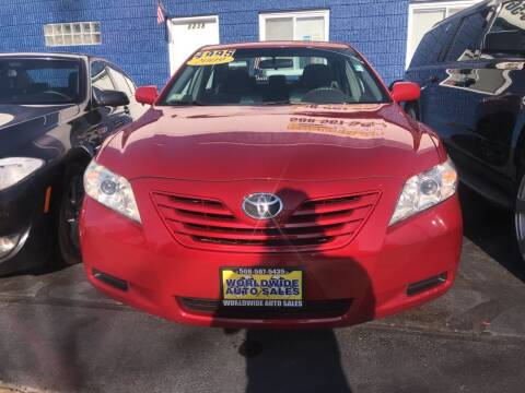 2009 Toyota Camry for sale at Worldwide Auto Sales in Fall River MA