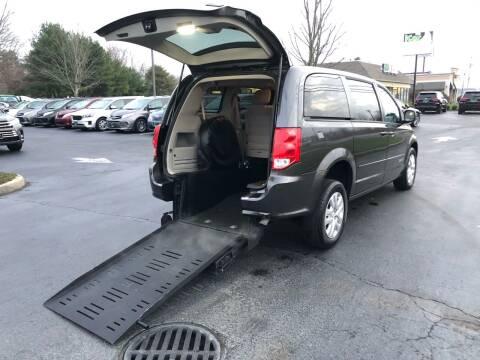 2016 Dodge Grand Caravan for sale at iCar Auto Sales in Howell NJ