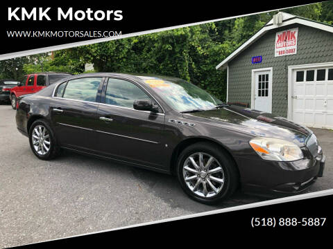 2008 Buick Lucerne for sale at KMK Motors in Latham NY