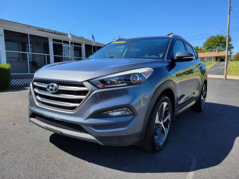 2016 Hyundai Tucson for sale at A & R Autos in Piney Flats TN