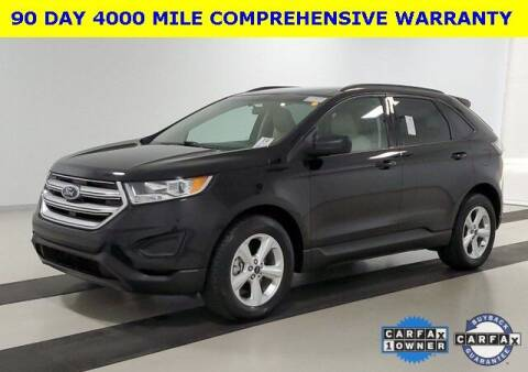 2017 Ford Edge for sale at PHIL SMITH AUTOMOTIVE GROUP - Tallahassee Ford Lincoln in Tallahassee FL
