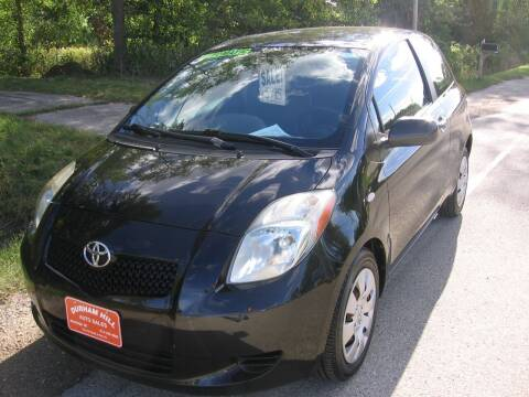 2008 Toyota Yaris for sale at Durham Hill Auto in Muskego WI