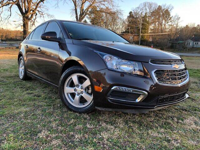 2015 Chevrolet Cruze for sale at Automotive Experts Sales in Statham GA