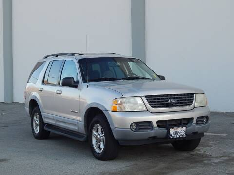 2002 Ford Explorer for sale at Gilroy Motorsports in Gilroy CA