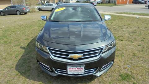 2018 Chevrolet Impala for sale at Absolute Motors in Hammond IN