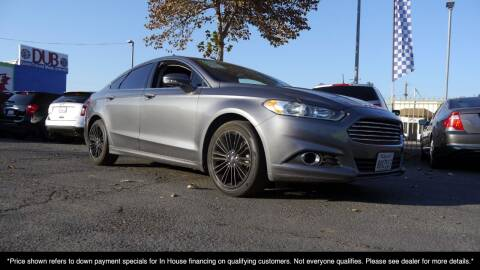 2014 Ford Fusion for sale at Westland Auto Sales on 7th in Fresno CA