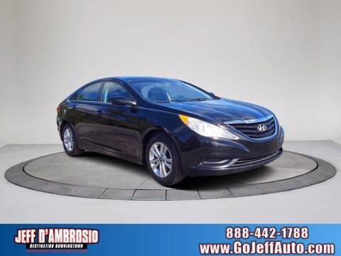 2013 Hyundai Sonata for sale at Jeff D'Ambrosio Auto Group in Downingtown PA