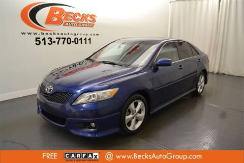 2010 Toyota Camry for sale at Becks Auto Group in Mason OH