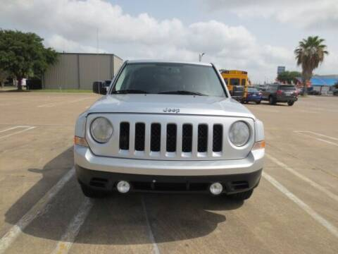 2011 Jeep Patriot for sale at MOTORS OF TEXAS in Houston TX