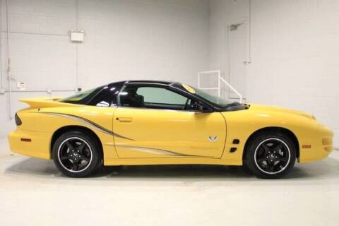 2002 Pontiac Firebird for sale at Cj king of car loans/JJ's Best Auto Sales in Troy MI