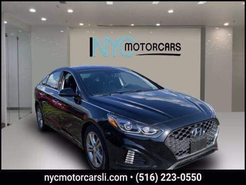 2019 Hyundai Sonata for sale at NYC Motorcars in Freeport NY