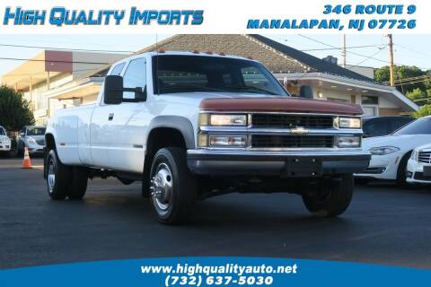 1999 Chevrolet C/K 3500 Series for sale at High Quality Imports in Manalapan NJ