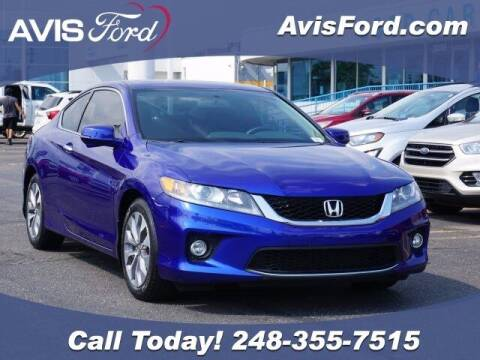2015 Honda Accord for sale at Work With Me Dave in Southfield MI