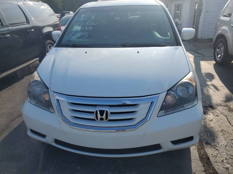 2008 Honda Odyssey for sale at All State Auto Sales, INC in Kentwood MI