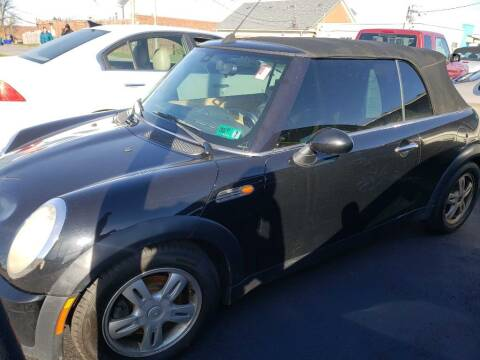 2005 MINI Cooper for sale at Rayyan Auto Mall in Lexington KY