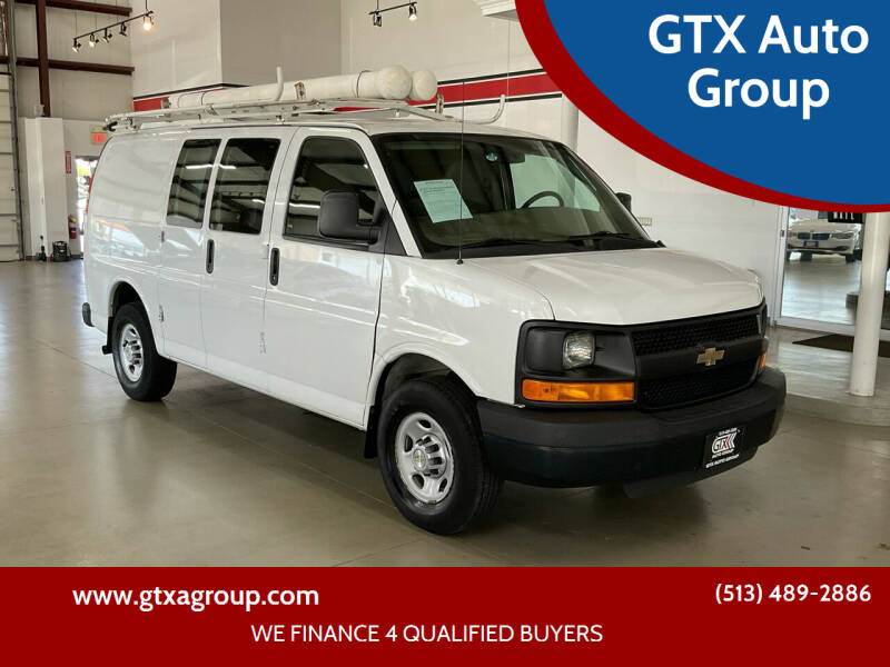 2014 Chevrolet Express Cargo for sale at GTX Auto Group in West Chester OH