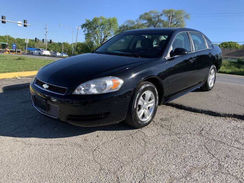 2014 Chevrolet Impala Limited for sale at InstaCar LLC in Independence MO