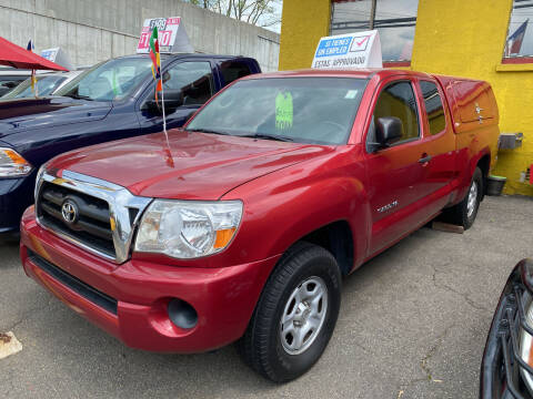 2007 Toyota Tacoma for sale at White River Auto Sales in New Rochelle NY