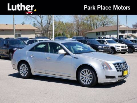 2013 Cadillac CTS for sale at Park Place Motor Cars in Rochester MN