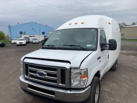 2013 Ford E-Series Chassis for sale at Ogden Auto Sales LLC in Spencerport NY