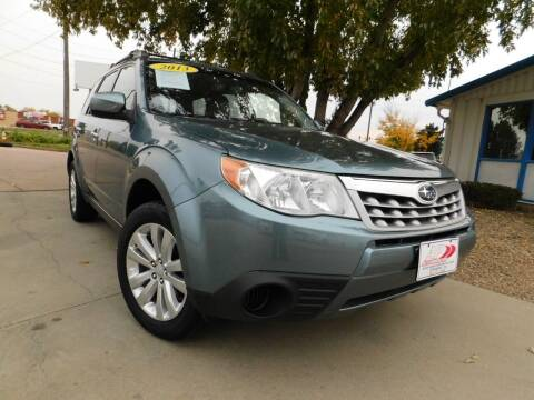 2013 Subaru Forester for sale at AP Auto Brokers in Longmont CO
