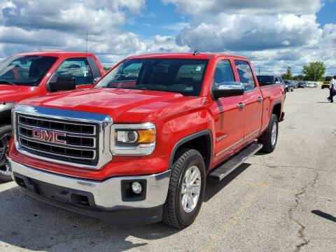 2014 GMC Sierra 1500 for sale at Carlisle Cars in Chillicothe OH