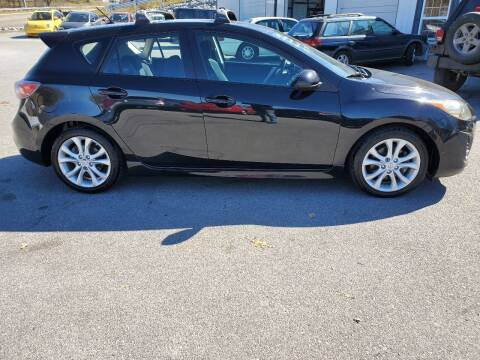 2010 Mazda MAZDA3 for sale at DISCOUNT AUTO SALES in Johnson City TN