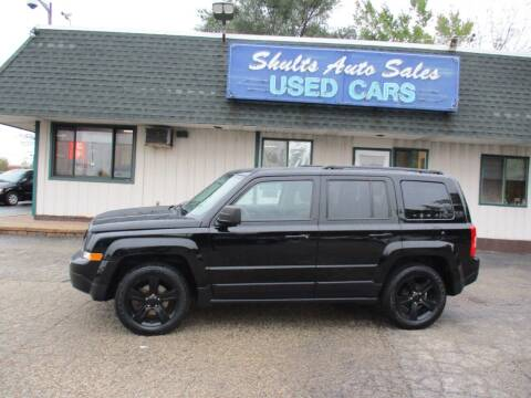 2015 Jeep Patriot for sale at SHULTS AUTO SALES INC. in Crystal Lake IL