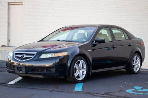 2005 Acura TL for sale at Carland Auto Sales INC. in Portsmouth VA